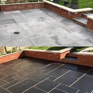 Driveway cleaning services in ASCOT