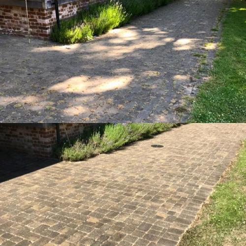 Block paving 3